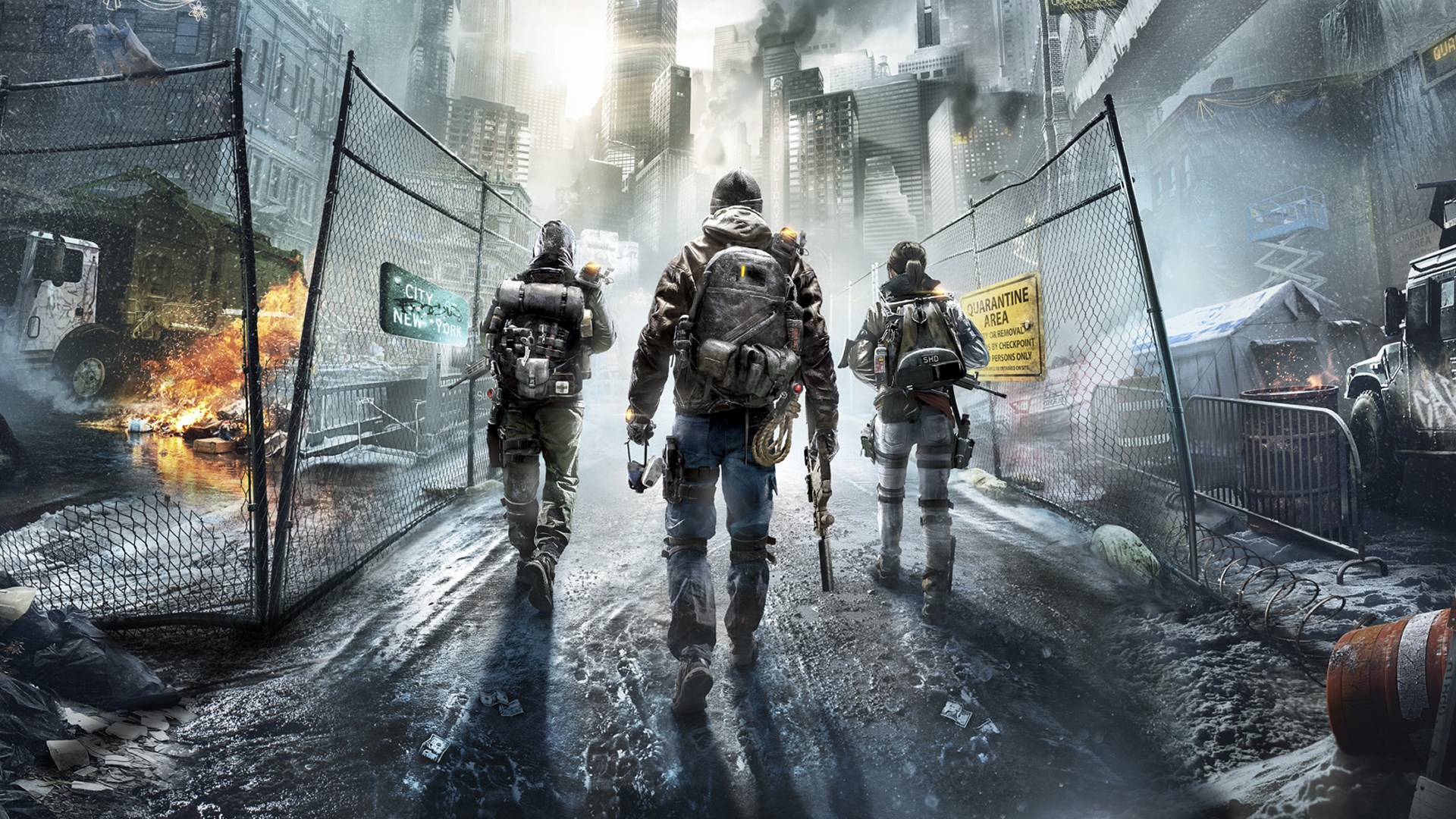 Buy Tom Clancy's The Division - Microsoft Store en-CA