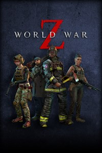 Carátula del juego World War Z – The Professionals Pack