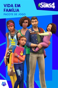 The Sims™ 4 Vida em Família