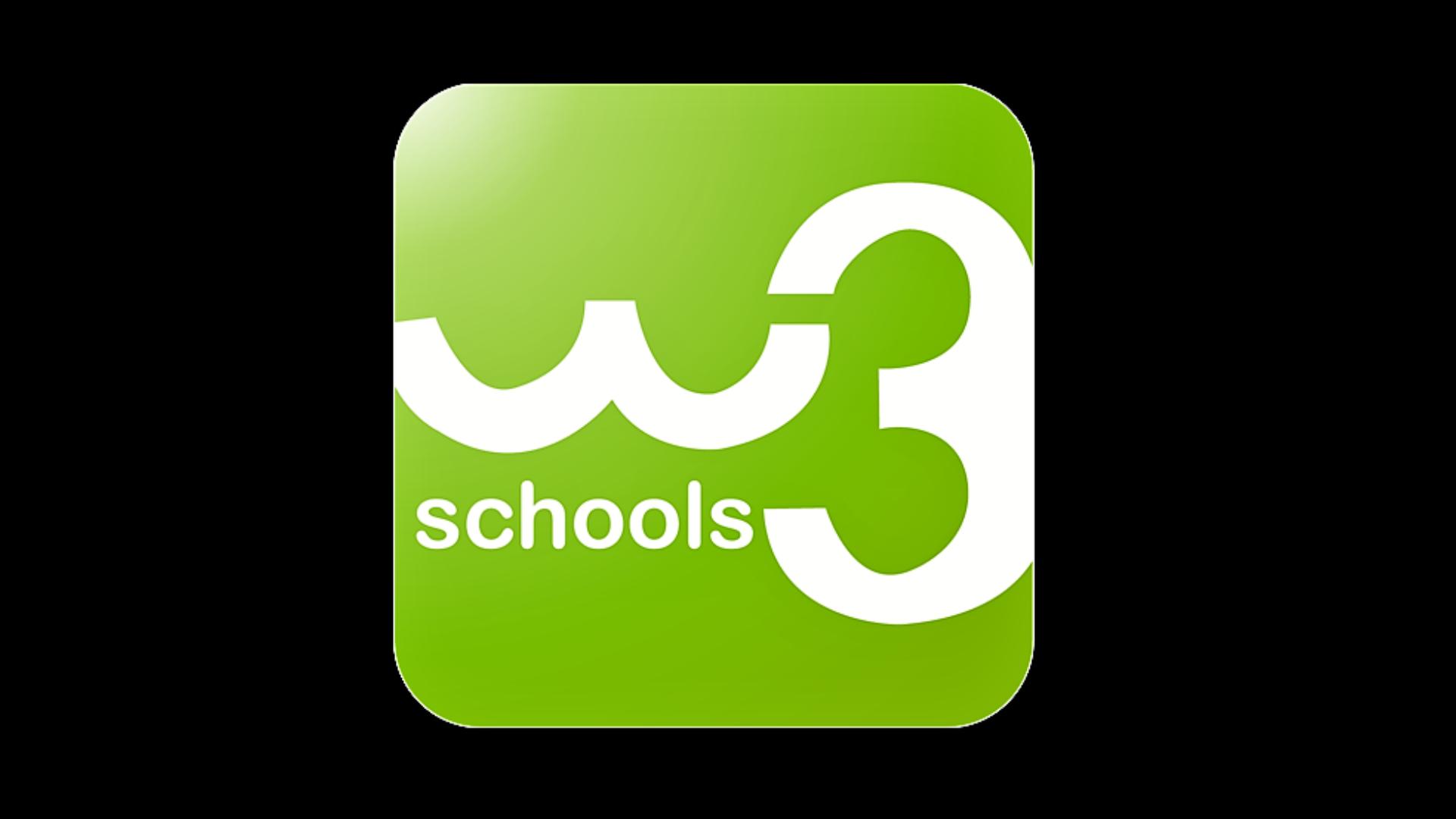الحصول على W3Schools Online - Microsoft Store في ar-SA