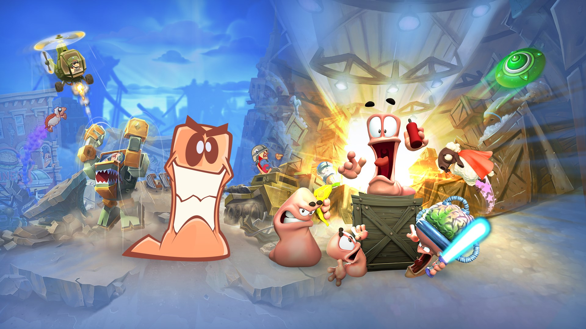 worms game pc