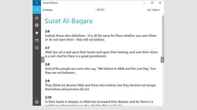 Get Quran Windows - Microsoft Store