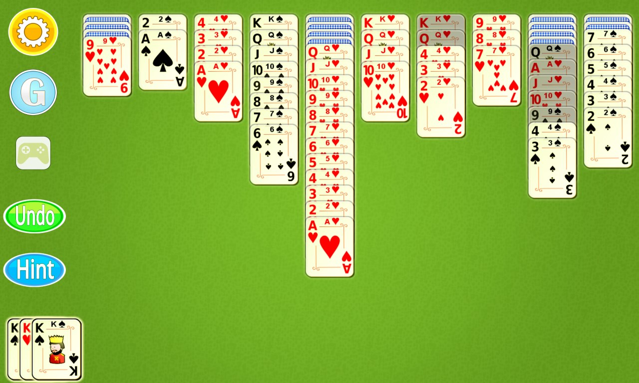 Images of Spider Solitaire 247 - #rock-cafe