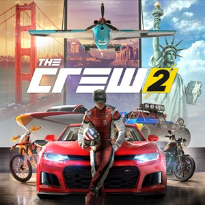 The Crew® 2 Standard Edition Xbox One