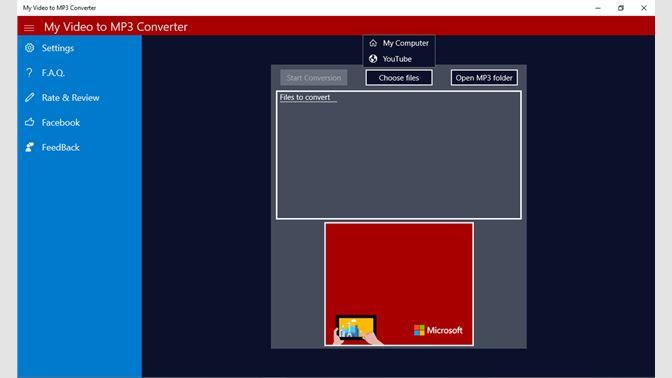 Get My Video to MP3 Converter - Microsoft Store en-AF