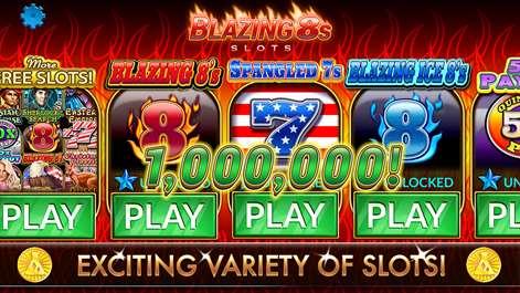 Blazing 888 Slots Screenshots 2