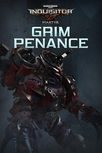 Warhammer 40,000: Inquisitor - Martyr | Grim Penance