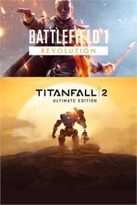 Kompletny Zestaw Battlefield™ 1 i Titanfall™ 2