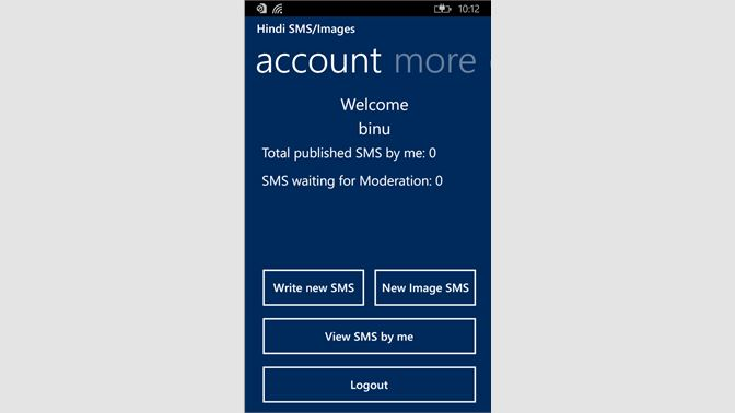 Get Hindi SMS/Images - Microsoft Store
