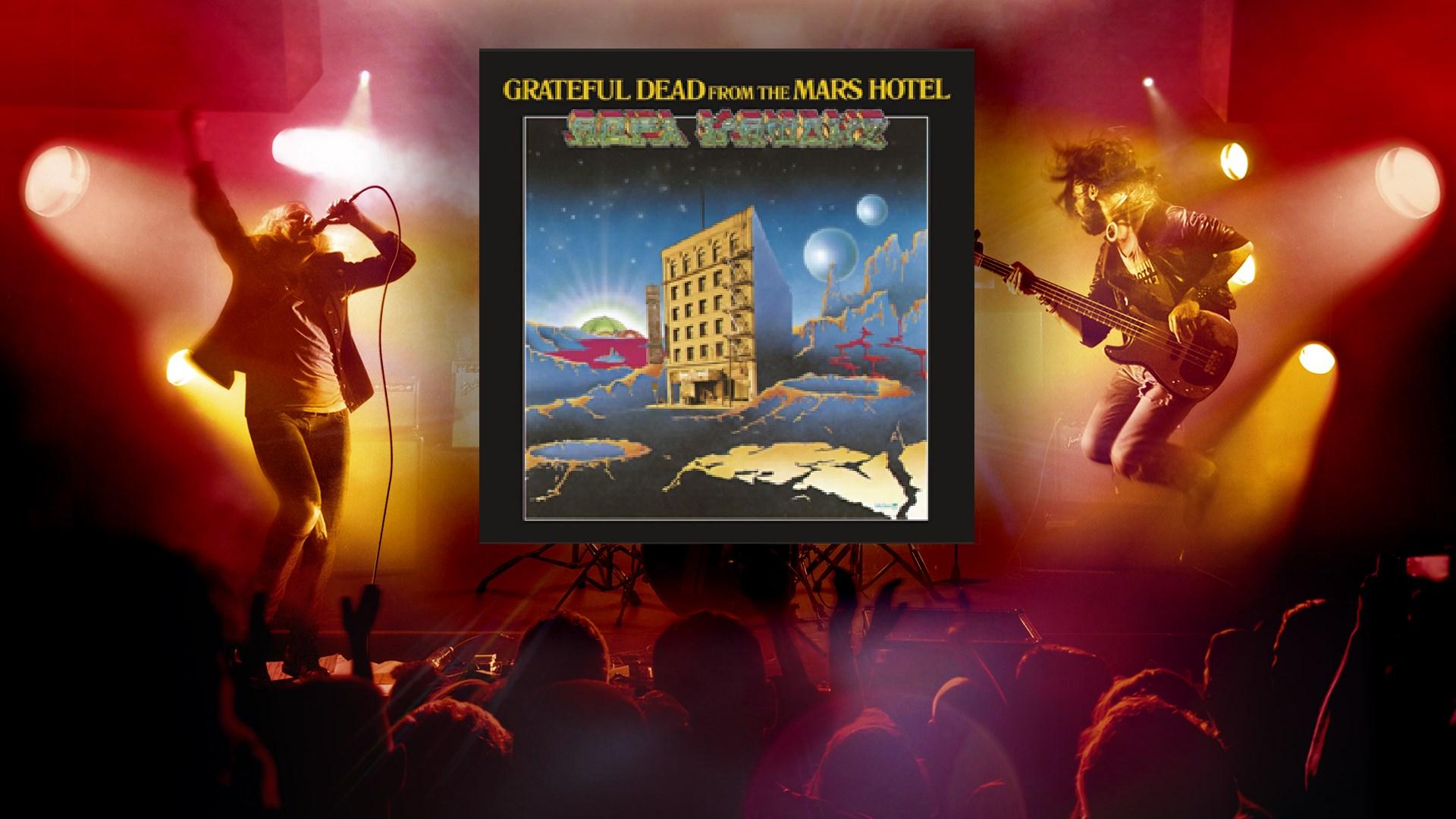 """""""Scarlet Begonias"""" - The Grateful Dead"""