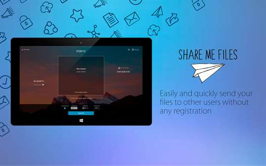 Share me Files screenshot 1