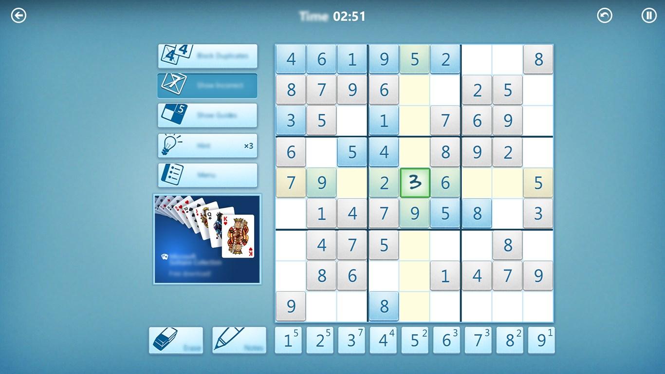 sudoku download for windows 10