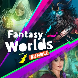 Fantasy Worlds Bundle Xbox One