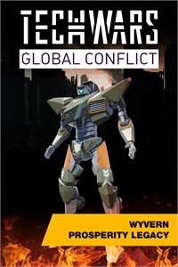 Techwars Global Conflict - Wyvern Prosperity Legacy
