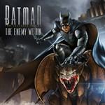 Batman: The Enemy Within - The Complete Season (Episodes 1-5) Logo