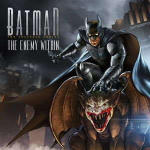Batman: The Enemy Within - The Complete Season (Episodes 1-5) Xbox One