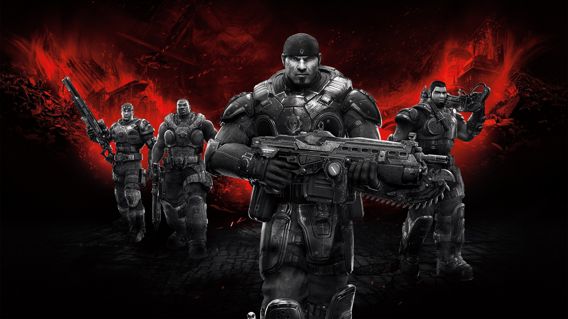 Buy Gears Of War Ultimate Edition For Windows 10 Microsoft Store