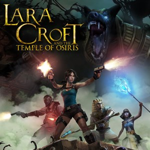 Lara Croft and the Temple of Osiris & Season Pass -paketti Xbox One