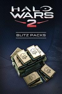 Halo Wars 2: 40 Blitz-Pakete + 7 gratis