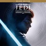 STAR WARS Jedi: Fallen Order™ Deluxe Edition Logo