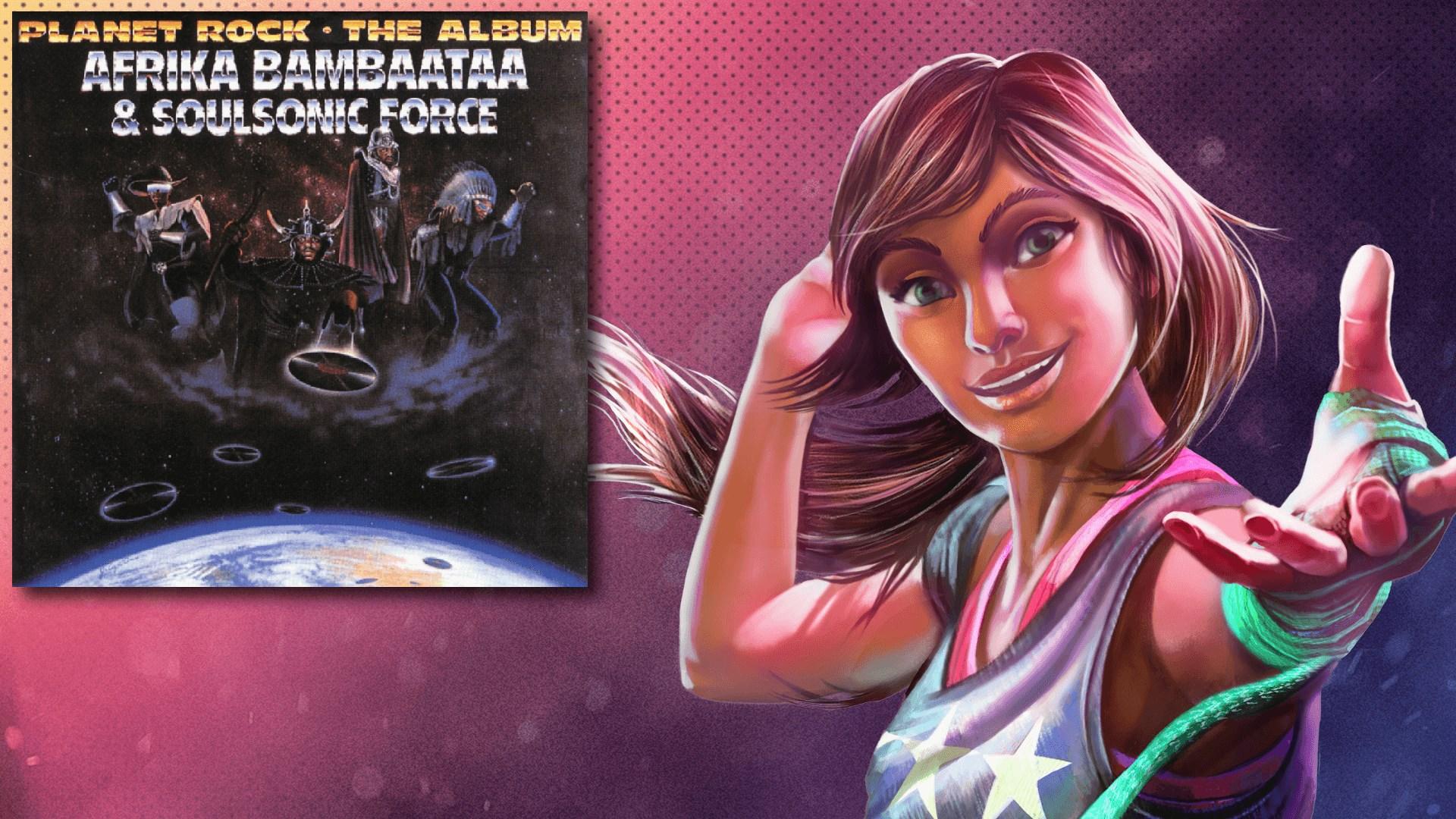 """Planet Rock (Original 12"" Version)"" – Afrika Bambaataa & The Soul Sonic Force"