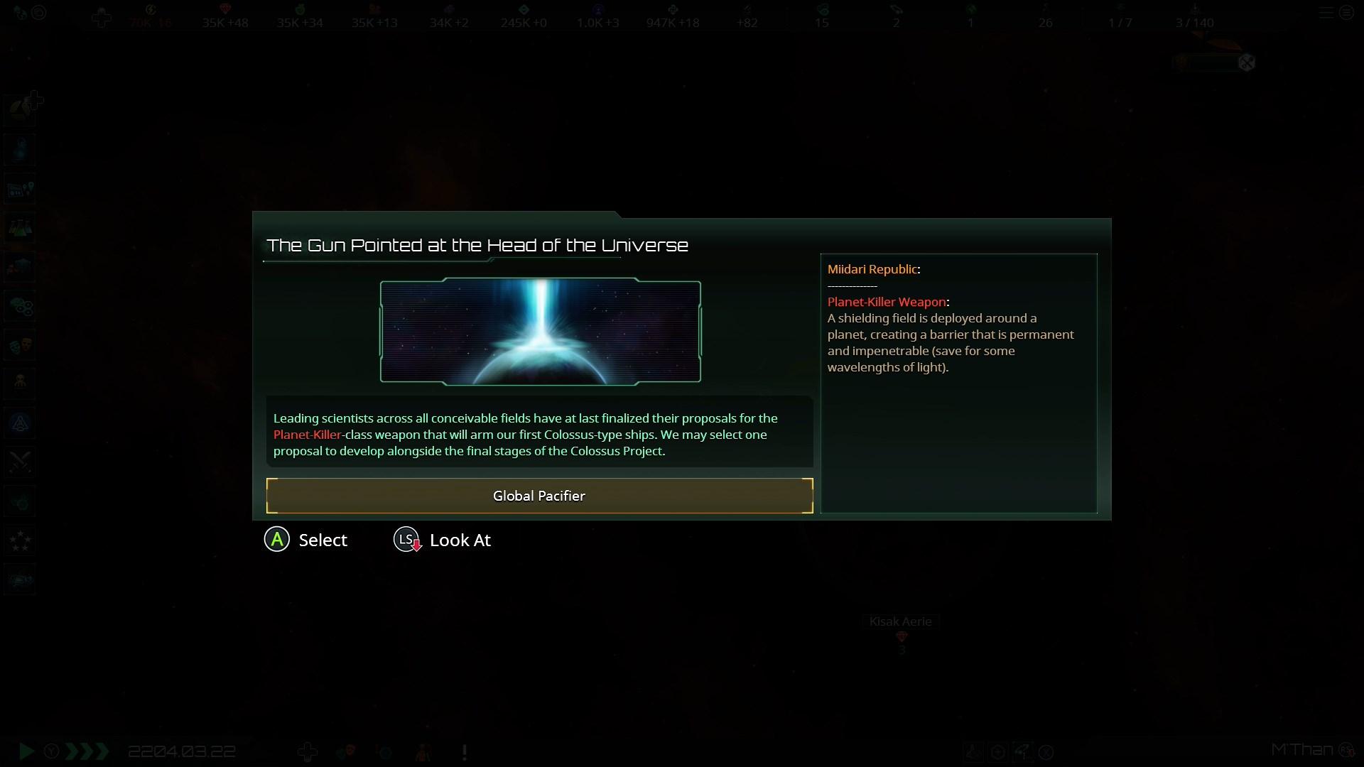 Скриншот №11 к Stellaris Apocalypse