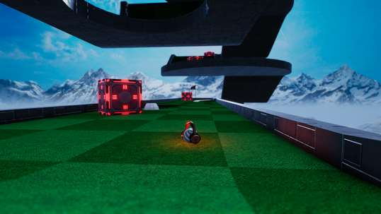 Ballistic Mini Golf screenshot 7