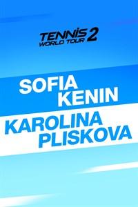 Tennis World Tour 2 - Sofia Kenin & Karolina Pliskova Xbox One