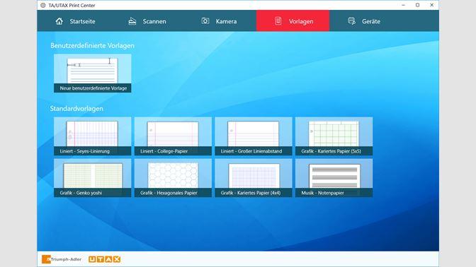 TA/UTAX Print Center beziehen – Microsoft Store de-DE