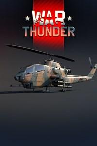 Carátula del juego War Thunder - AH-1S Cobra Pack