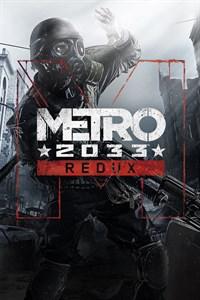 Carátula del juego Metro 2033 Redux