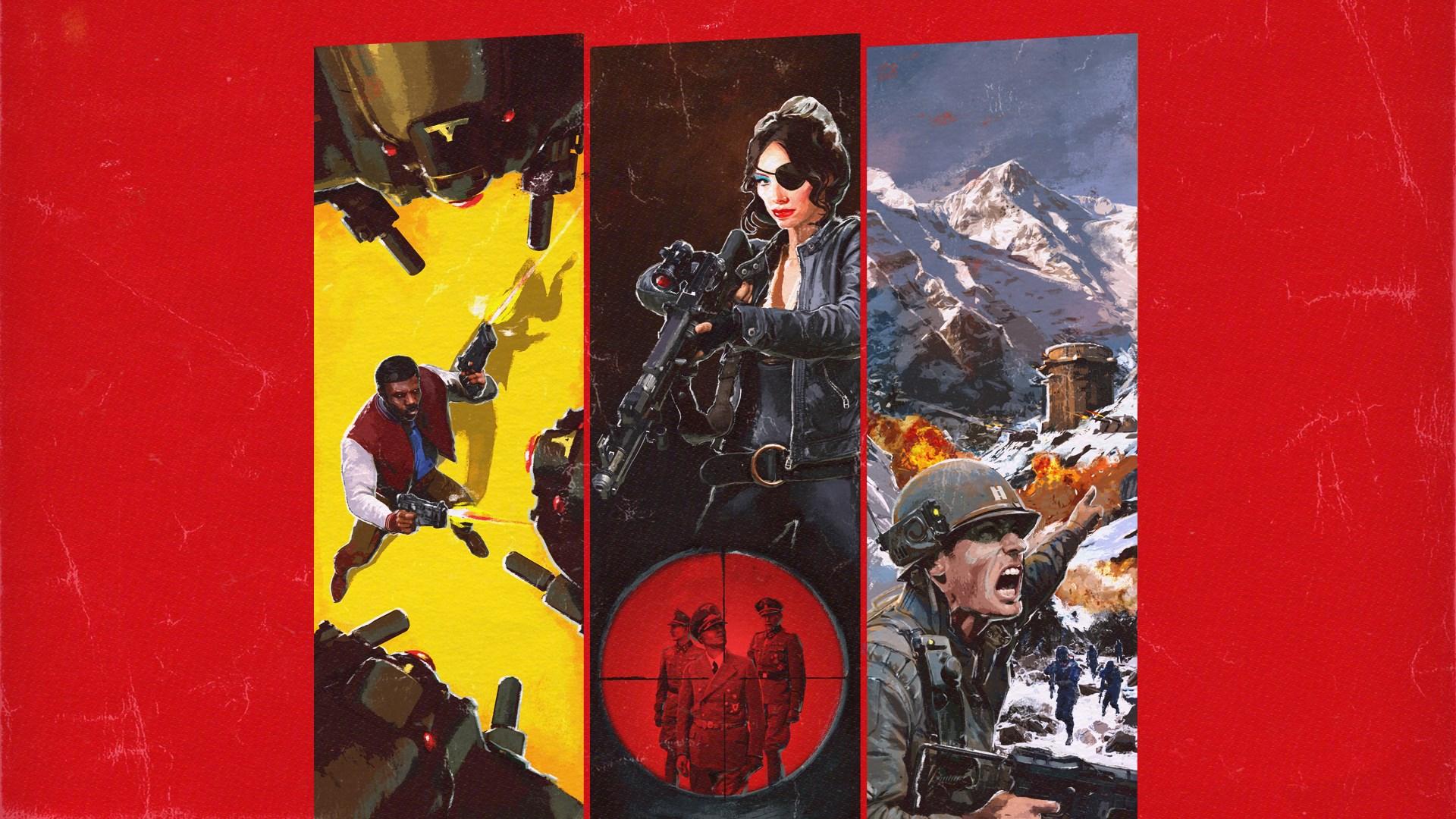 Wolfenstein® II: The Freedom Chronicles Season Pass