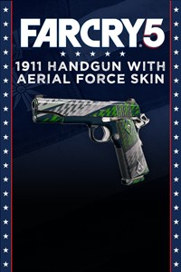 ULC - 1911 Handgun with Aerial Force Skin