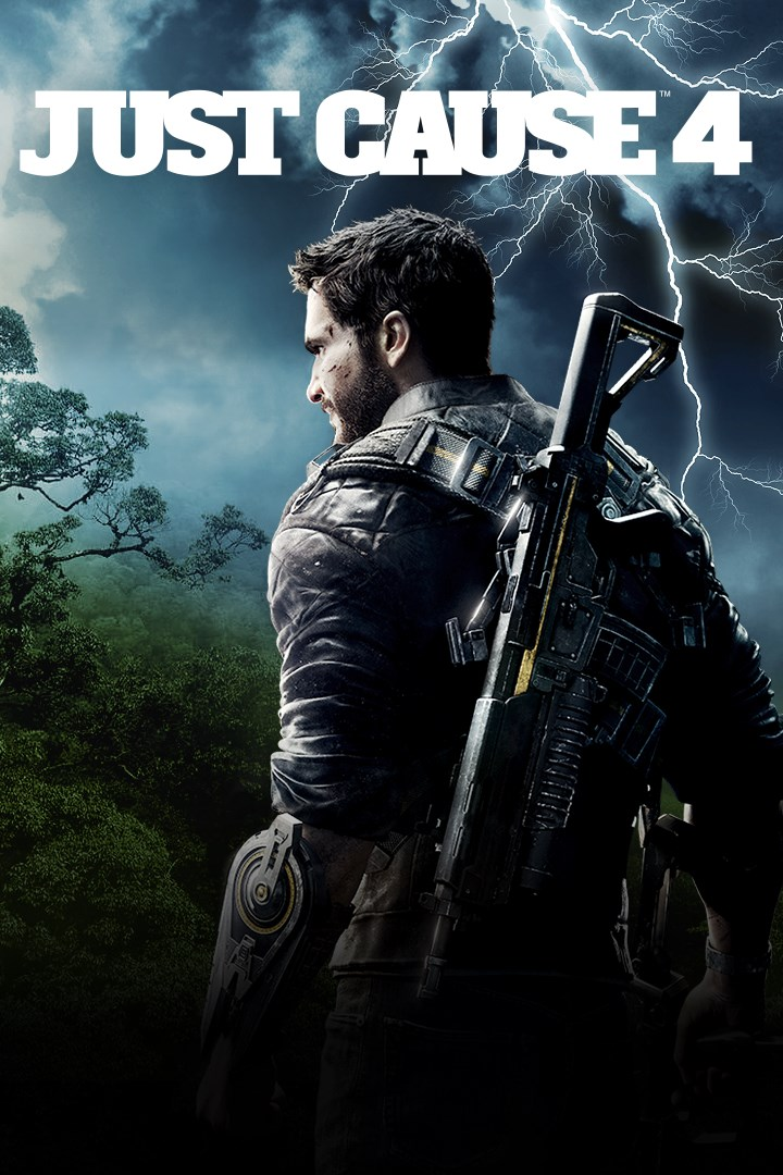 Buy Just Cause 4 - Standard Edition - Microsoft Store en-GB