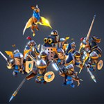 Clash of Camelot Logo