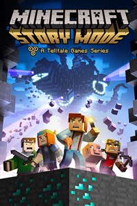 Carátula del juego Minecraft: Story Mode - Episode 1: The Order of the Stone