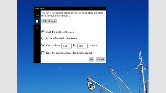 Get Resize Image - Microsoft Store