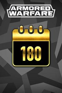 Armored Warfare - 180 días de tiempo premium