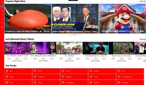 Downloader Video Movie Music Mp3 HD Screenshots 2