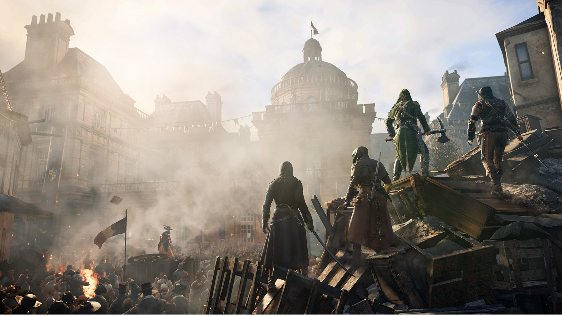 Assassin's Creed Unity - Pack Arsenale sotterraneo