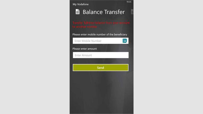 Get My Vodafone - Microsoft Store en-IN