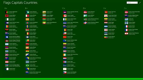 Get Flags Capitals Countries Microsoft Store - Capital of all countries