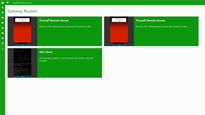 Get FreePBX Admin Sales Brochure for Windows 10 - Microsoft Store