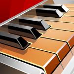 虚拟的钢琴