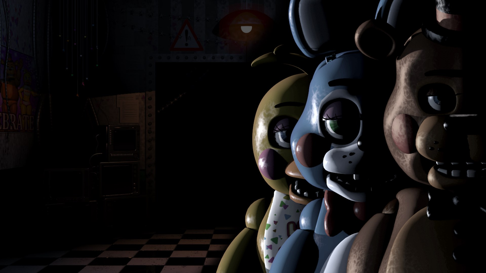 Image result for five nights at freddy's 2