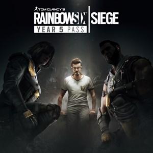 Tom Clancy's Rainbow Six Siege - Year 5 Pass Xbox One