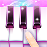 Piano Games Pink Master: Magic Music Tiles