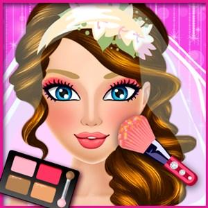 Princess Wedding Makeover & Dress Up