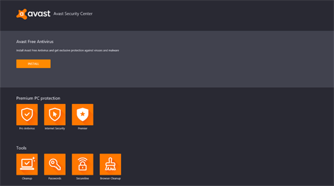 Avast Antivirus Download Center Screenshots 1