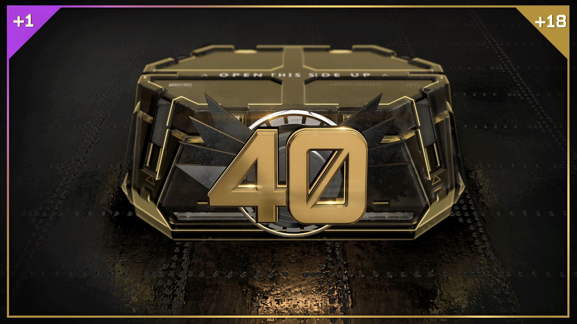 Advanced Supply Drop Bundle - 40-Pack